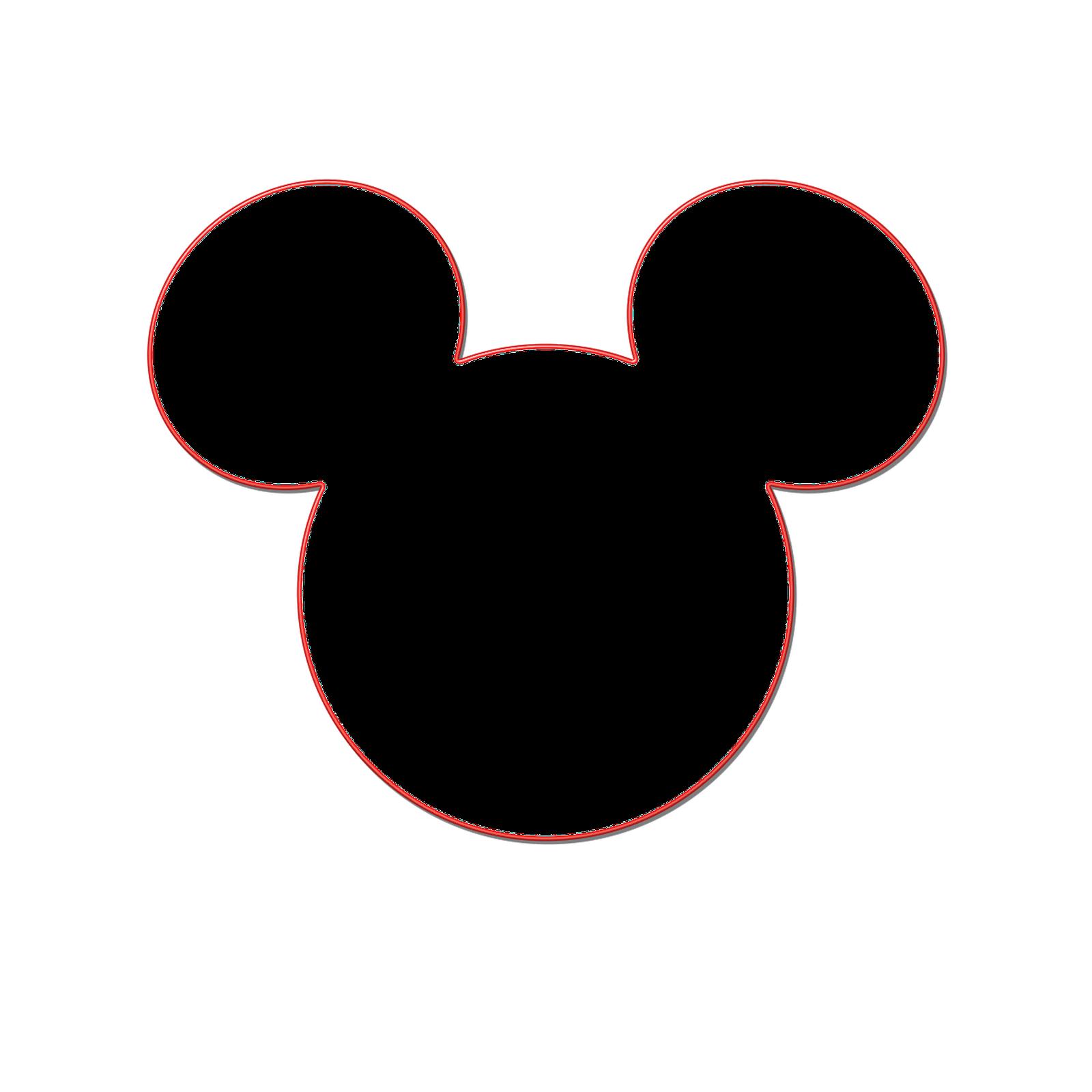 Mickey mouse ears clip art clipart 5