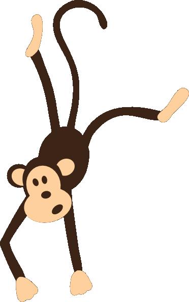 Monkey  black and white black and white monkey clip art