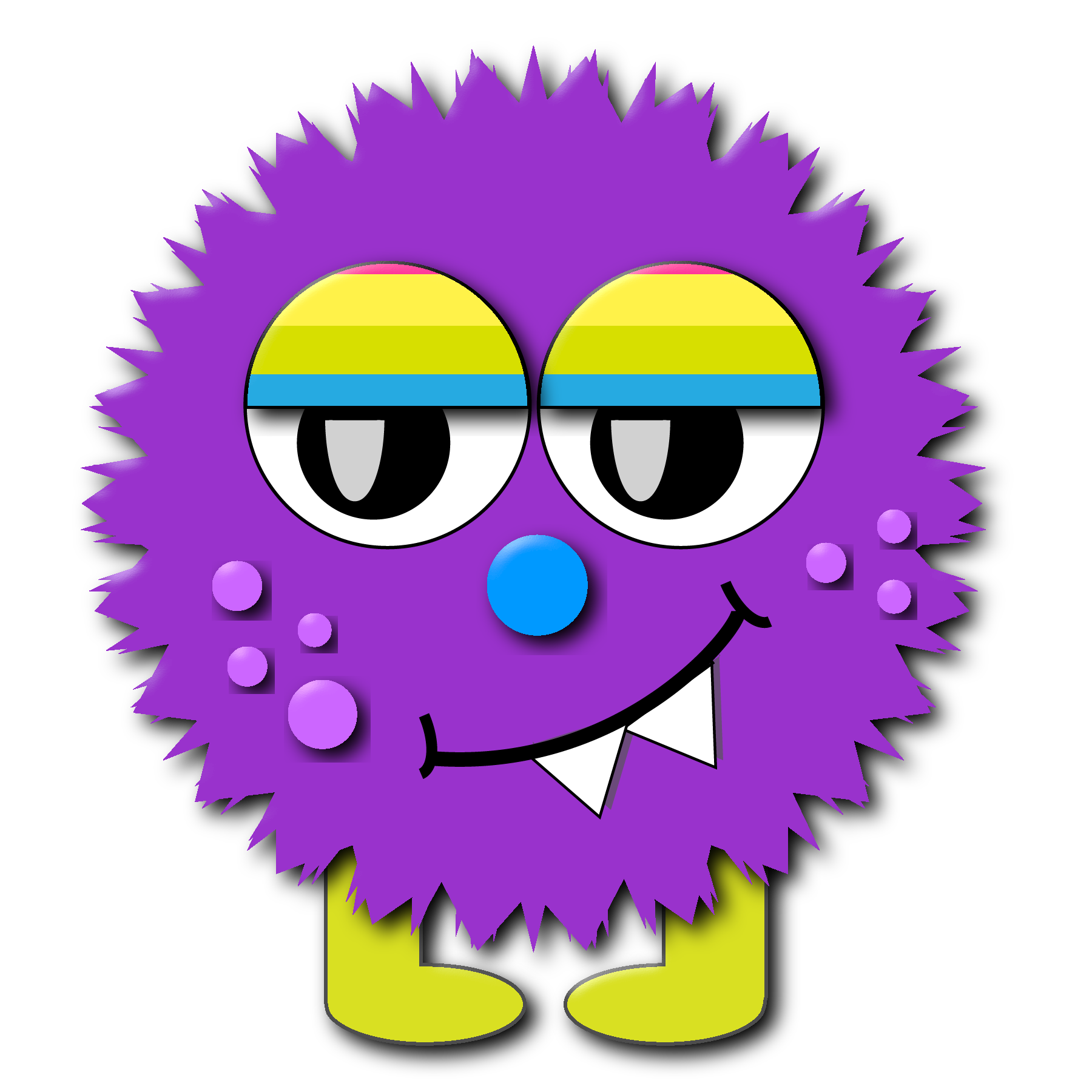 Monster clip art images free clipart 2