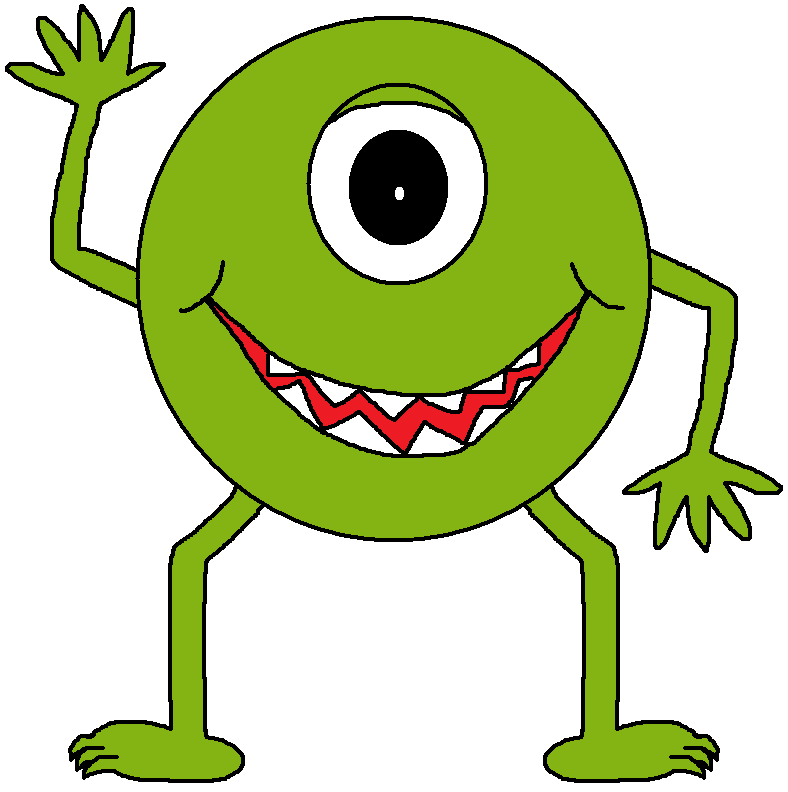 Monster clip art images free clipart