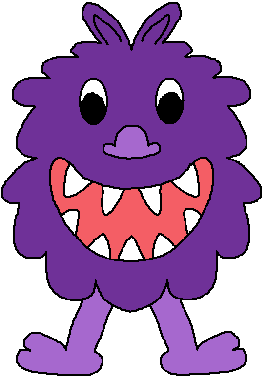 Monster clip art images free clipart 3 - WikiClipArt