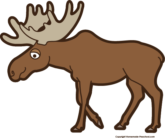 Moose clipart clipart
