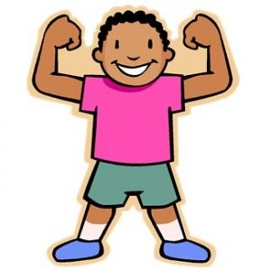 Pe physical education with ms cummings clipart