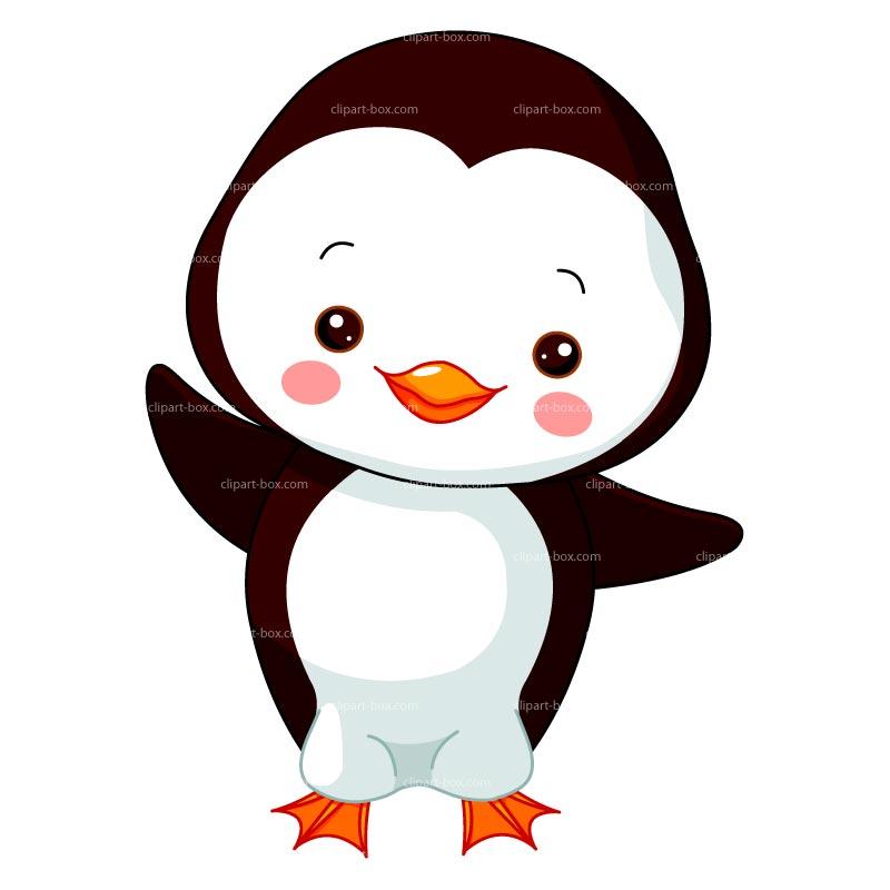 Penguin  black and white penguin clip art black and white free 2