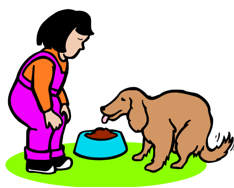 Picture of chores clipart