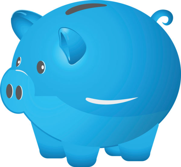 Piggy bank clip art clipart 2