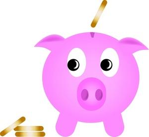 Piggy bank clip art images s clipart