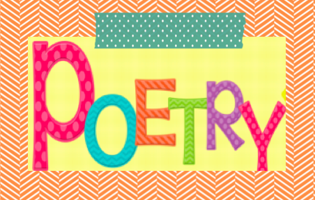Poetry literacy loving gals spring is here blog hop follow the path of clip art