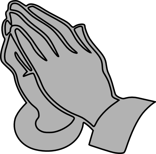 Praying hands praying hand child prayer clip art 4