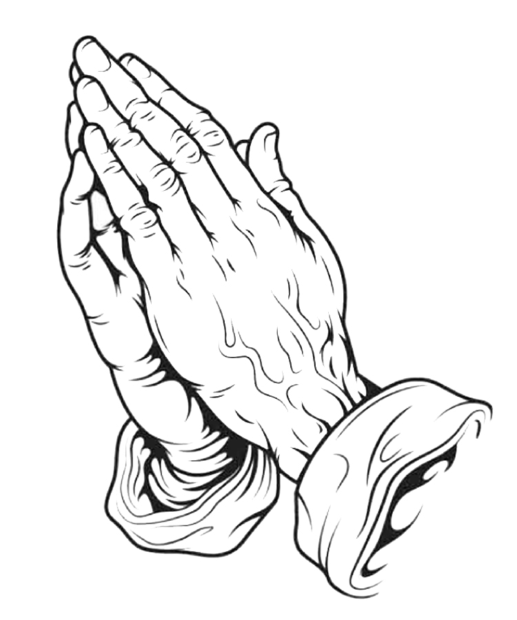Praying hands praying hand child prayer clip art image 6 9 2