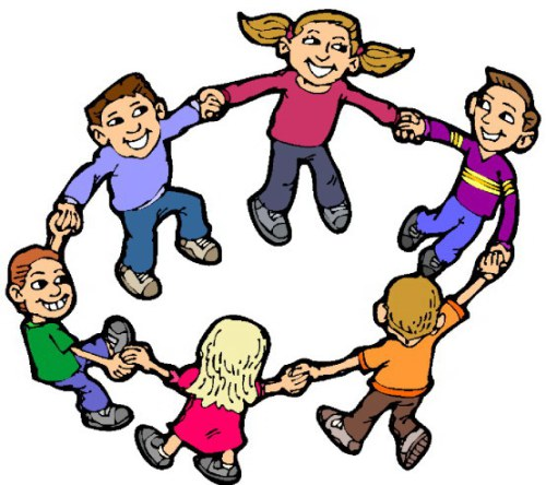 Preschool children clipart images