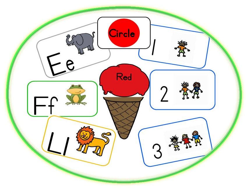 Preschool clip art borders free clipart images