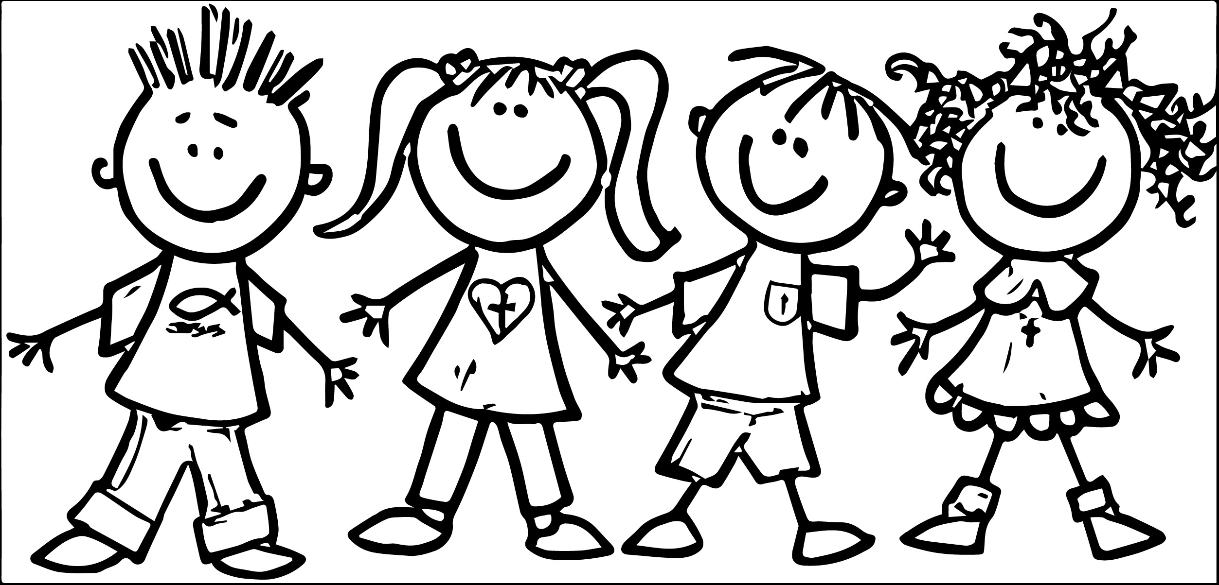 first day of preschool clipart wikiclipart
