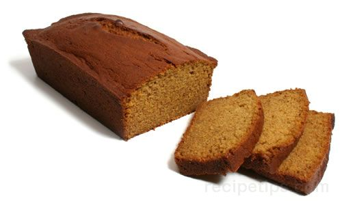 Pumpkin bread clipart