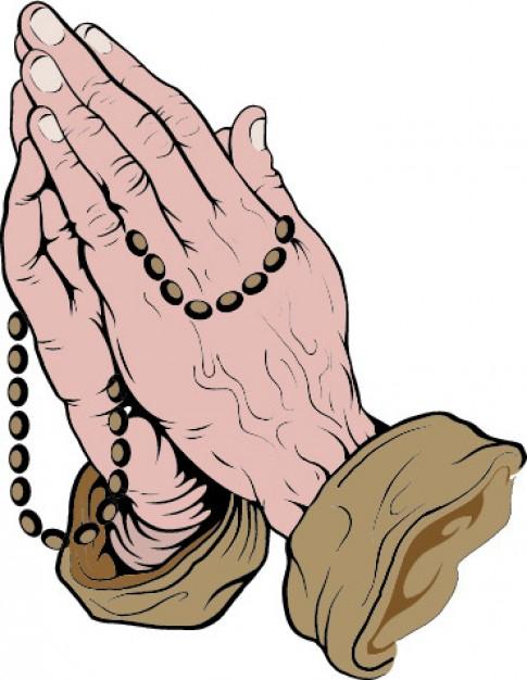 Rosary clip art 5