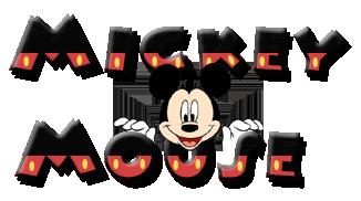 Safari mickey mouse clipart