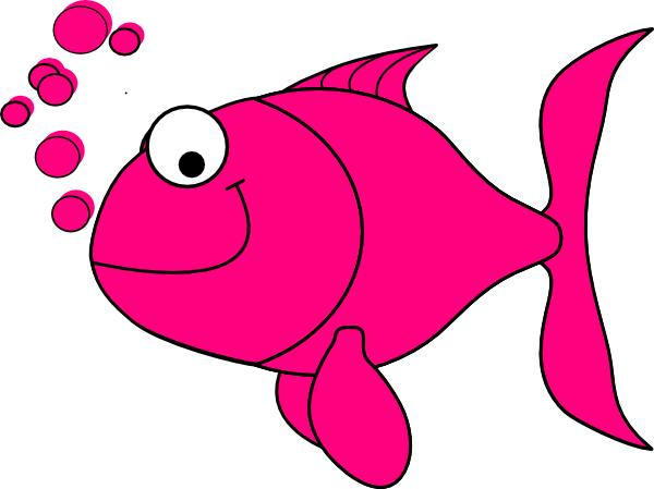 Salmon fish clip art free clipart images 5