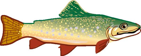 Salmon trout clip art free vector 4vector