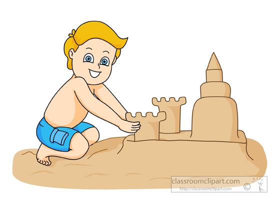 Sand castle clipart nice castles image