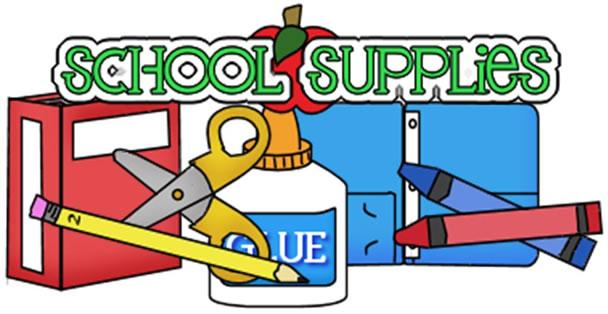 School supplies caddo hills elementary school supply list southwest arkansas news clip art
