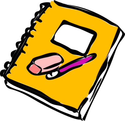 School supplies clipart 12