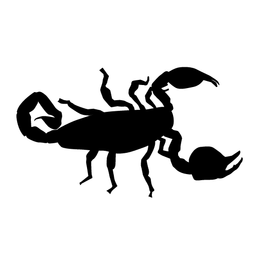 Scorpion clip art hostted 2