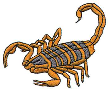 Scorpion more clipart