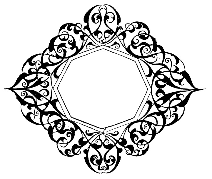 Scrollwork free clip art borders scroll clipart images 9