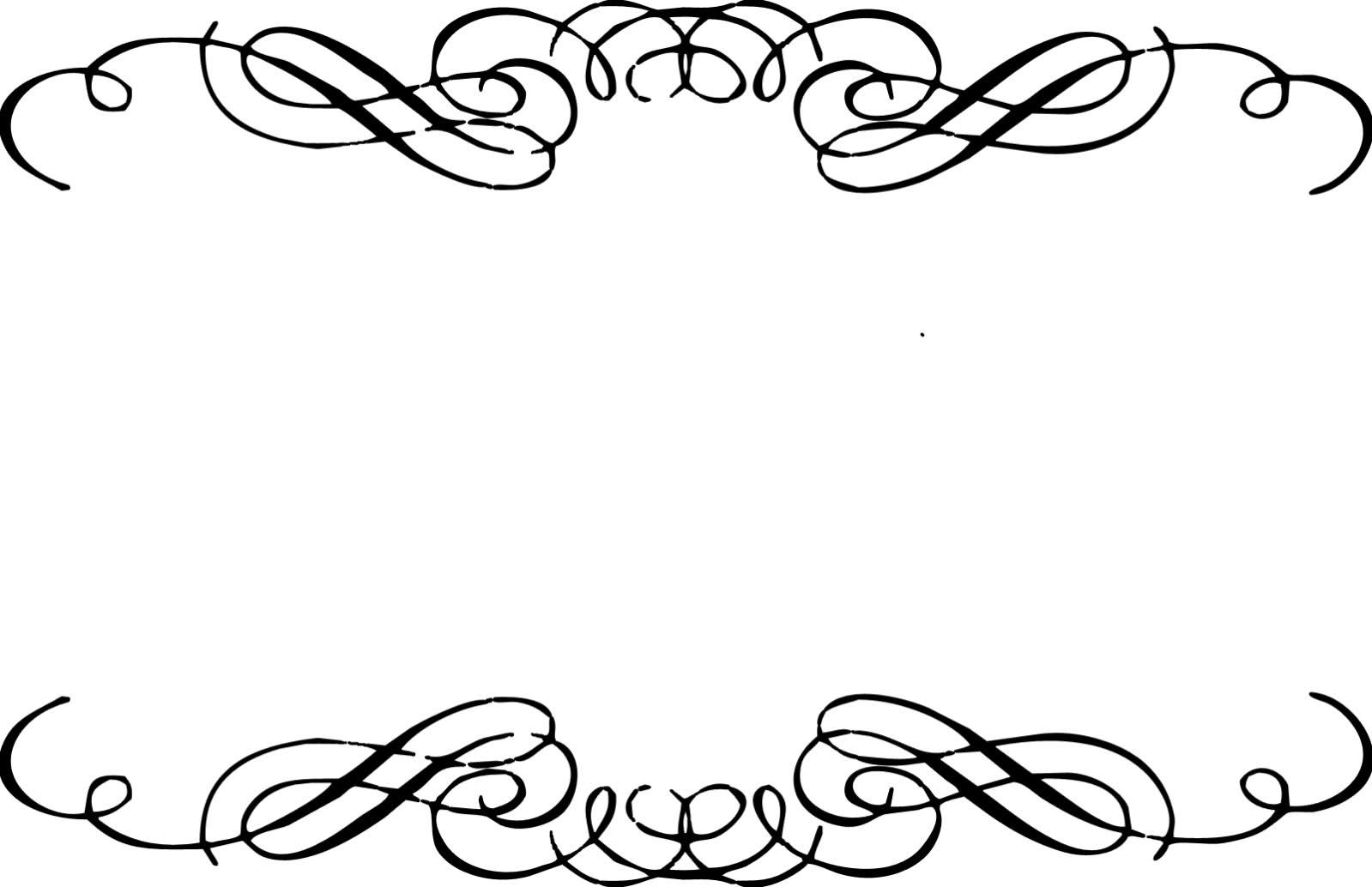 Scrollwork free clip art scroll