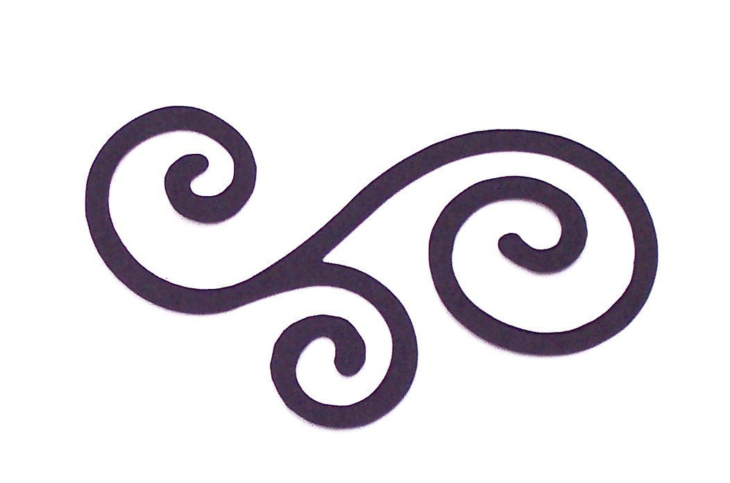 Scrollwork free scroll clip art pictures 2