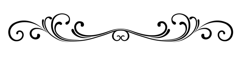 Scrollwork scroll art clipart image