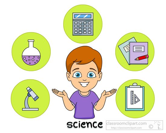 Search results for science clipart pictures