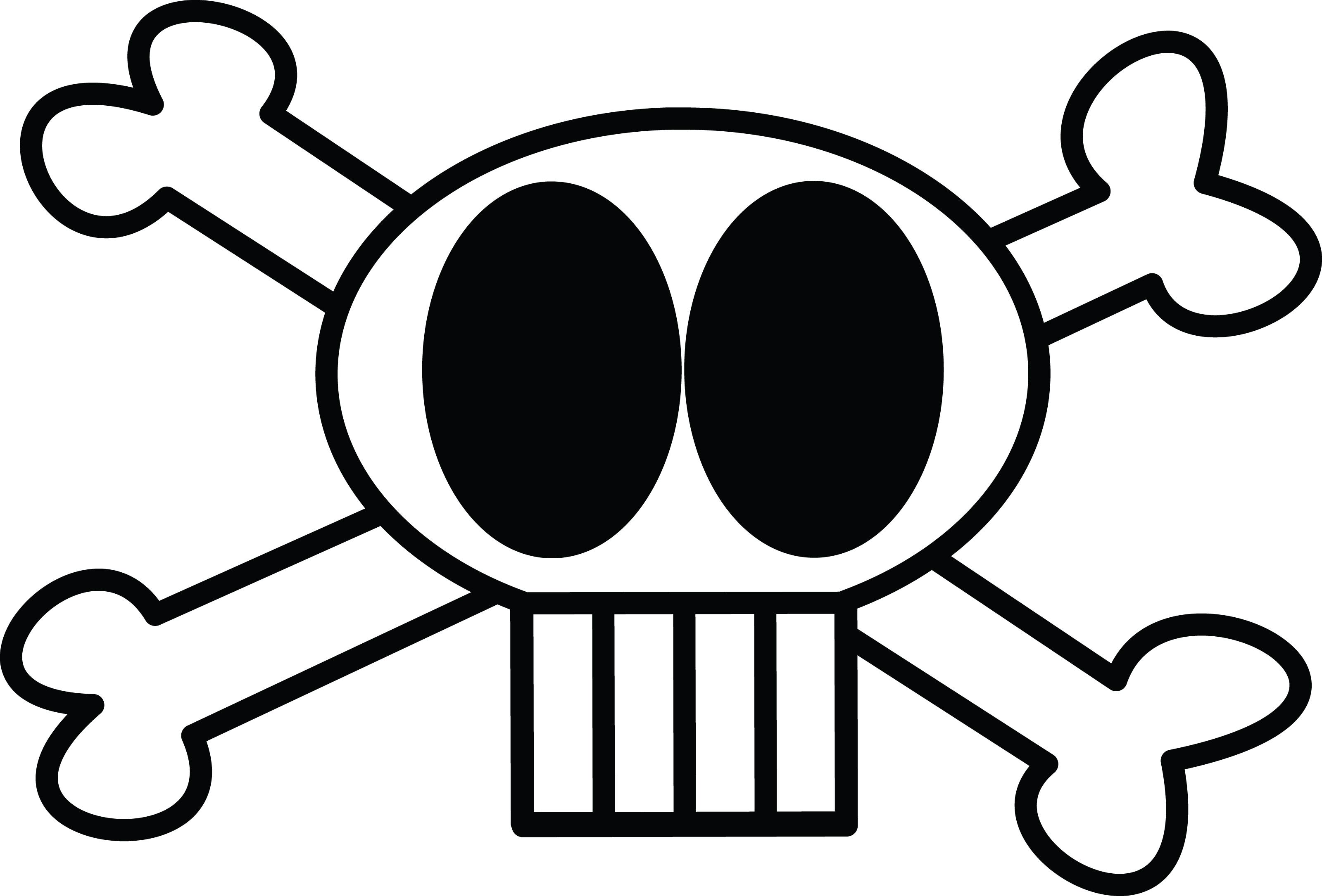 Skull clip art vector free image 1 2