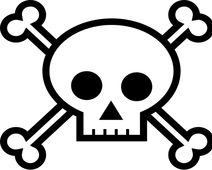 Skull clipart 6 free images