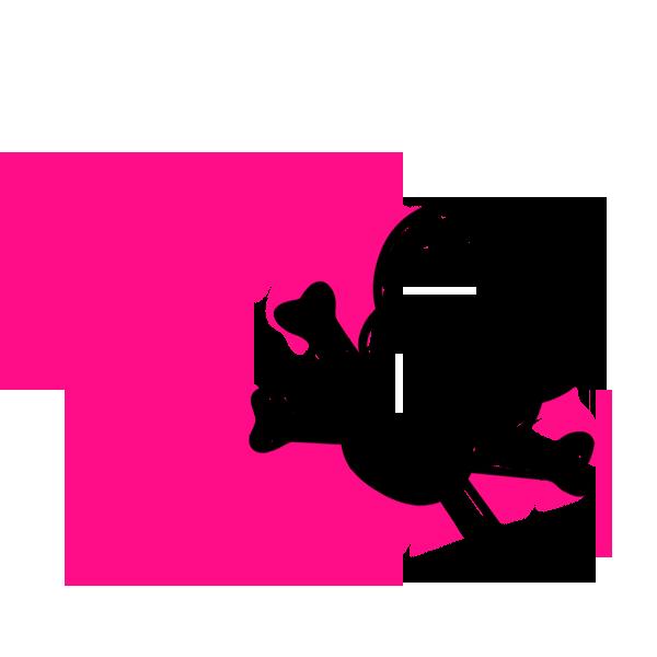 Skull free clip art vector 2 2