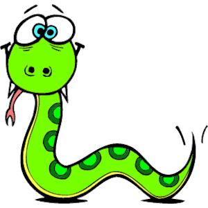 Snake clip art for kids free clipart images