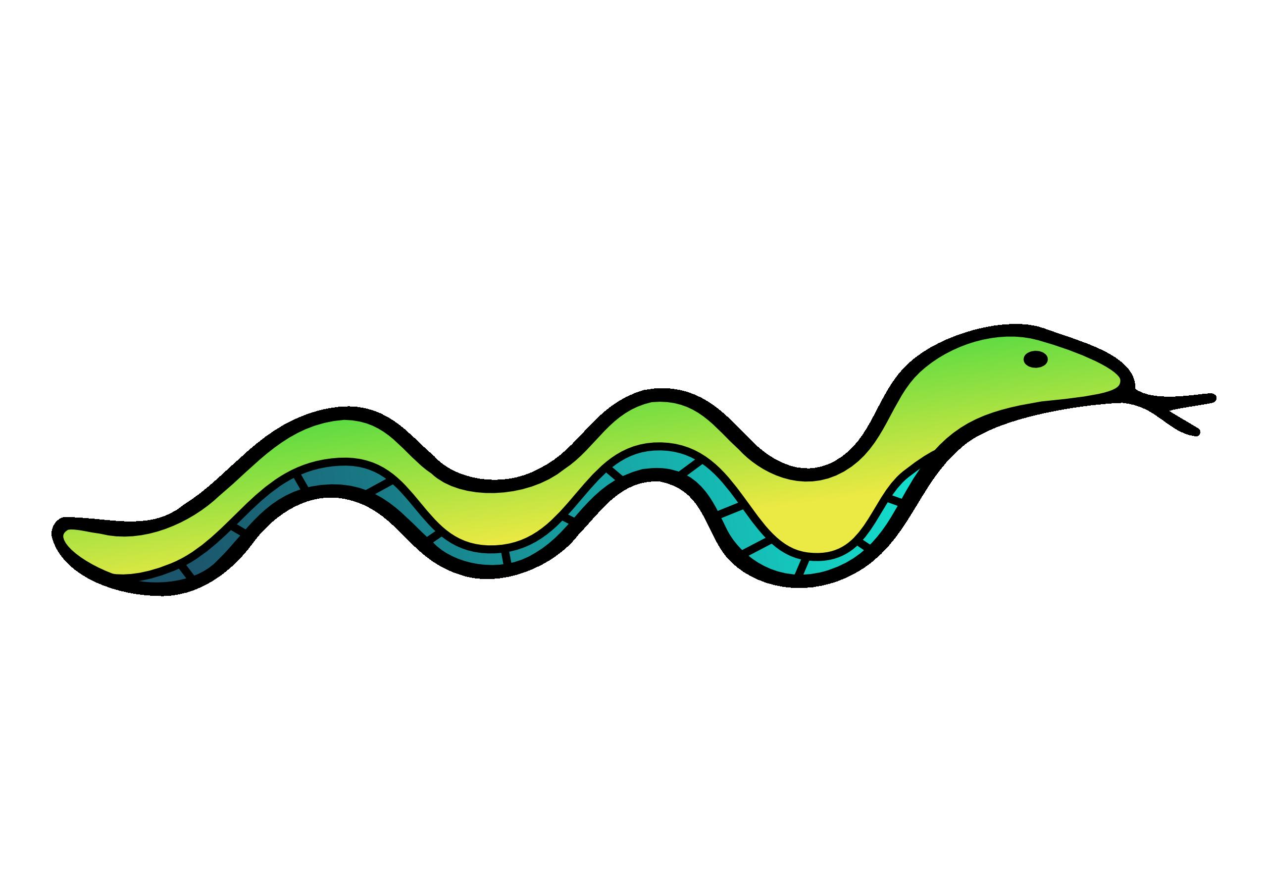 Snake clipart 5 2
