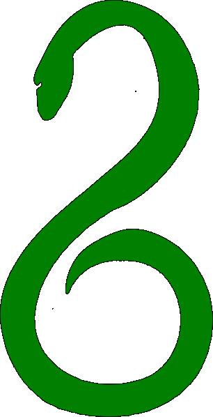 Snake clipart image 9