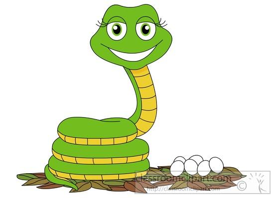 Snakes clip art 2 2
