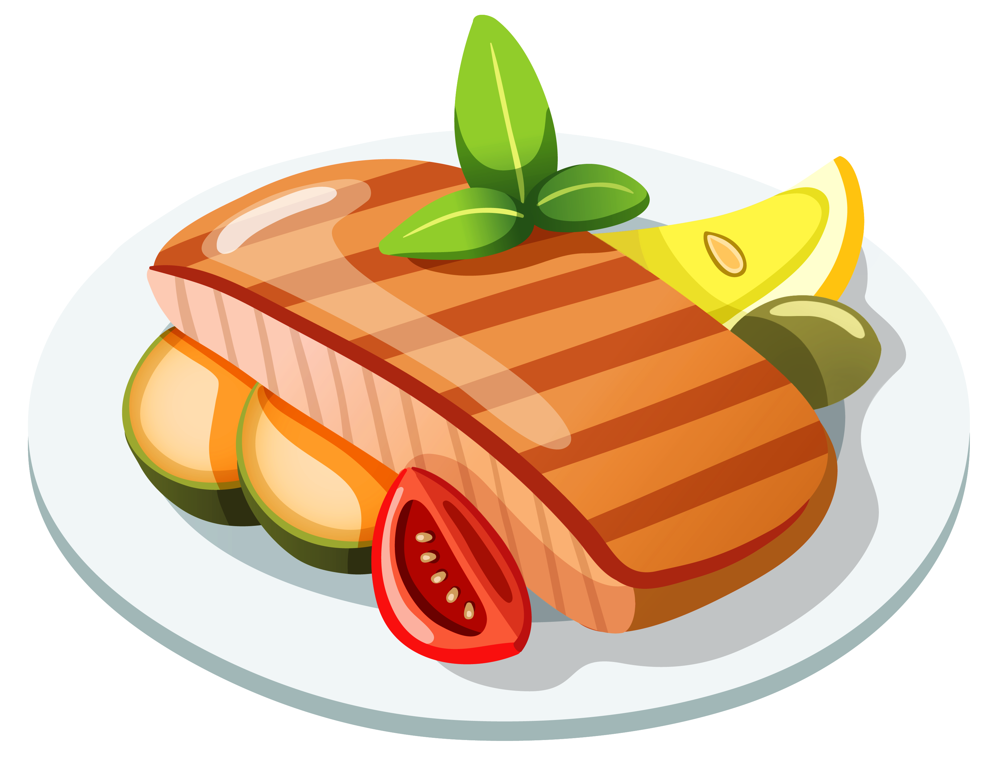 Steak clipart 6 image