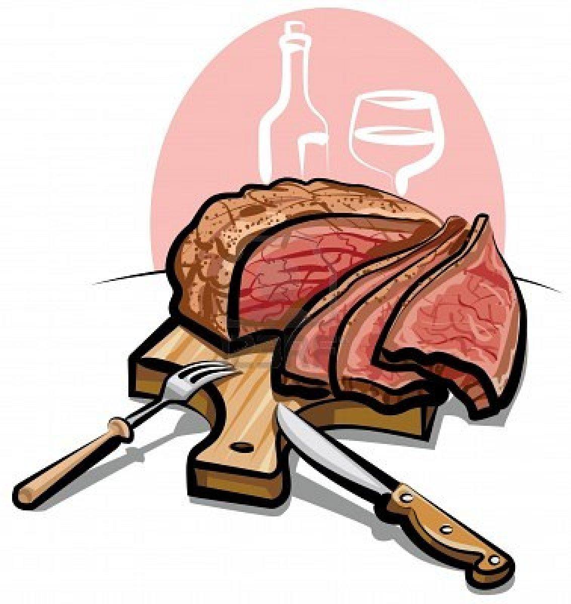 Steak clipart 8 image