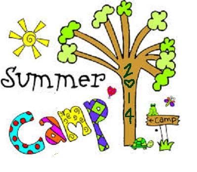 Summer camp clipart 3