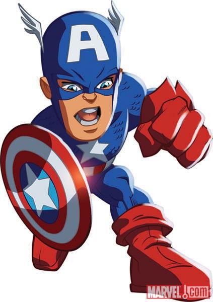 Superhero marvel super hero clipart 2