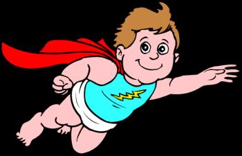 Superhero super hero clip art free clipart images 2