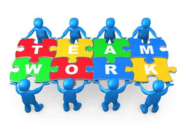 Teamwork clip art pictures free clipart images