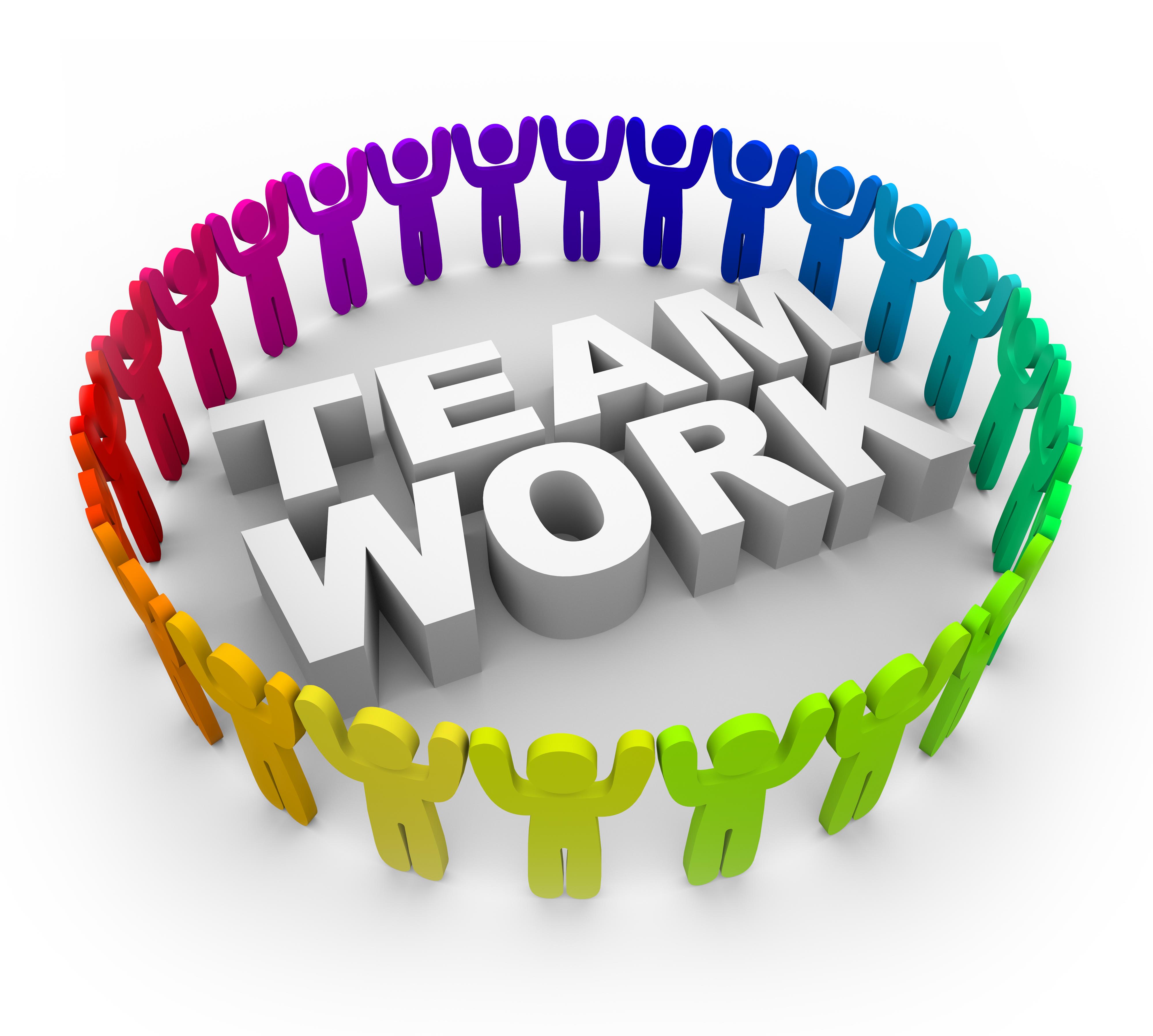 Teamwork clipart 2