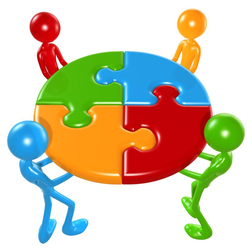 Teamwork clipart 6