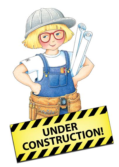 Under construction clip art 13