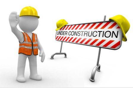 Under construction clip art 2