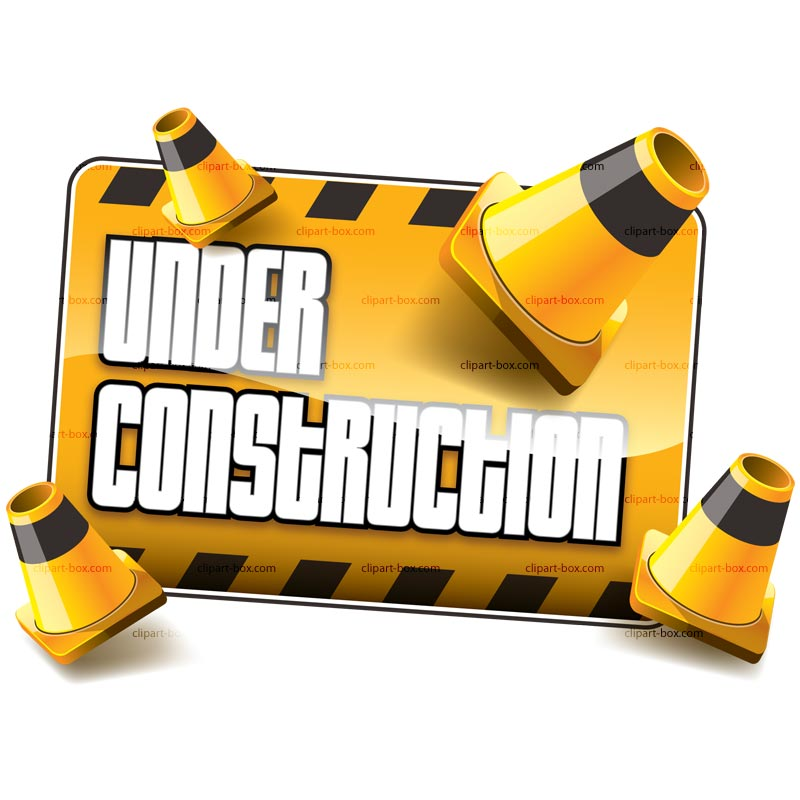 Under construction clip art 7